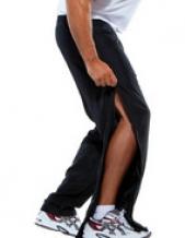 Joggingbroek Dames Met Rits.Traningsbroek Met Doorlopende Rits