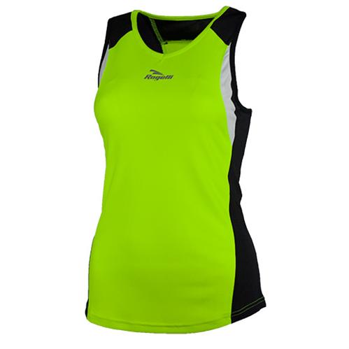 430dc584628 Esty shirt zonder mouwen fluor geel/zwart/wit - Fiets en Schaatskleding