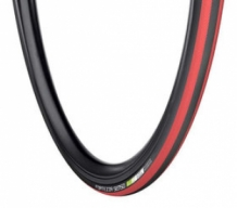 "Buitenband 28"" Vredestein Fortezza Senso All Weather 23-622 Vouwband Antraciet/Wit All Weather 23-622 Vouwband Zwart/Rood"